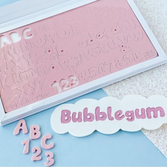 Sweet Stamp - Bubblegum Set (MEDIUM)