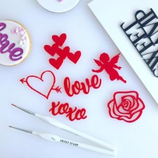 Sweet Stamp  - Love  Silhouettes Elements