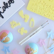 Sweet Stamp - Oh Baby silhouettes Elements