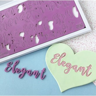 Sweet Stamp - Elegant Set  (LARGE)