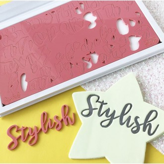 Sweet Stamp - Stylish Set (LARGE)