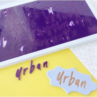 Sweet Stamp - Urban Set (MEDIUM)