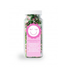 GOODIES + GIFT WRAP Sprinkle Medley from Sweetapolita 4oz Bottle (1/2 cup/NET WT 3.5oz/100g)