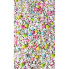 MAGICAL FOREST Sprinkle Medley from Sweetapolita 4oz Bottle (1/2 cup/NET WT 3.5oz/100g)
