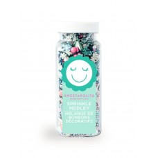 SPREAD THE SPARKLE Sprinkle Medley from Sweetapolita 4oz Bottle (1/2 cup/NET WT 3.5oz/100g)
