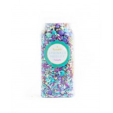 FAIRY TALE Twinkle Sprinkle Medley from Sweetapolita 4oz Bottle (1/2 cup/NET WT 3.5oz/100g)