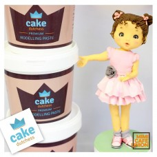 Cake Dutchess - Modelling Paste 1KG White