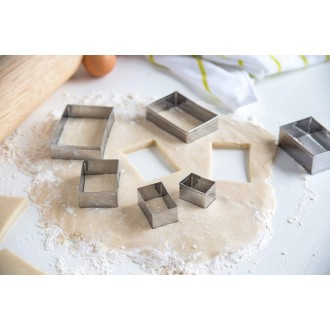Rectangle Cookie Cutter Set