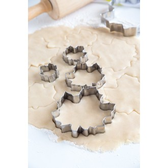 Maple Leaf Cookie Cutter Set