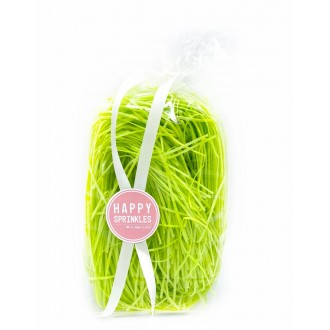 Happy Sprinkles Easter Grass Green