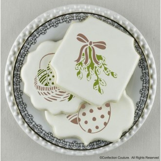 Easter Basic Accent Cookie Stencil