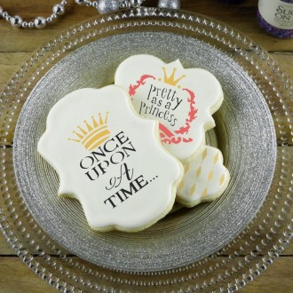 Fairy Tale Cookie Stencil