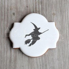 Spooktacular Basic Accent cookie Stencil