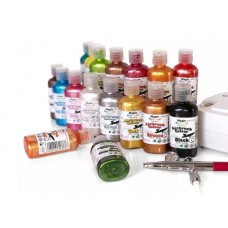 Metallic Airbrush Colours - 55ml Bronze