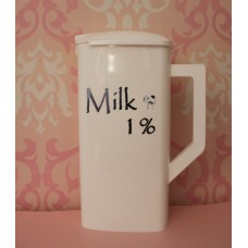 The Perfect Milk Bag Pitcher (Milk 1%)