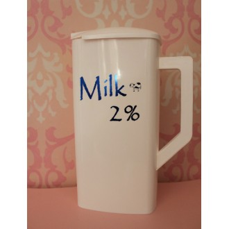 The Perfect Milk Bag Pitcher (Milk 2%)