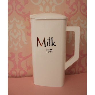 The Perfect Milk Bag Pitcher (Milk)