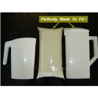 The Perfect Milk Bag Pitcher (Lait)