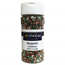 Nonpareils Christmas Mix