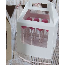Cake Pop Box (Sticks) (Pick Up Only)