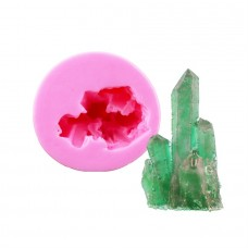 Geode Silicone Mold #7