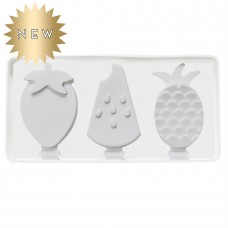 Ice Cream Pops Silicone Mold (Summer Edition) 3 cavities