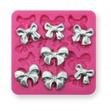 Bowknots (Delicate) Silicone Mold for