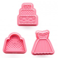 Fashionista Cutter Plunger Set