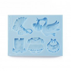 Baby Shower Set Silicone Mold