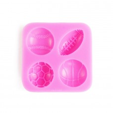 Sports Ball Silicone Mold