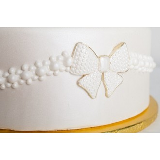 Diamond Encrusted Bow
