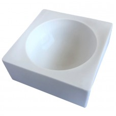 "Plain Hemisphere 7.5"" Silicone Baking & Freezing Mold"