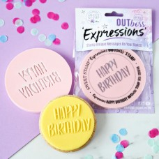 OUTboss™ Expressions - Fun Happy Birthday