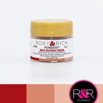 Fondust Brick Red 4gr