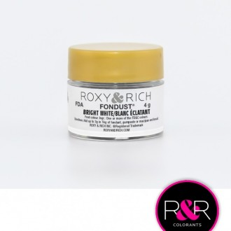 Fondust Bright White 4gr