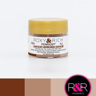 Fondust Chocolate Brown 4gr