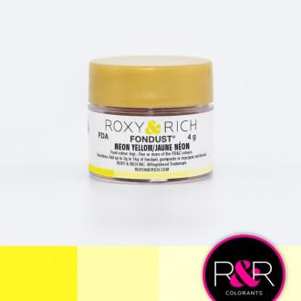 Fondust Neon Yellow 4gr