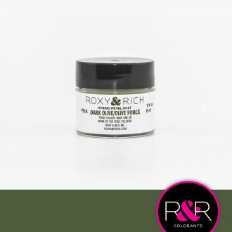 Hybrid Petal Dust Dark Olive