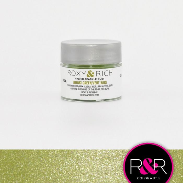 Hybrid Sparkle Dust Khaki Green