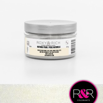 Hybrid Sparkle Dust Natural Pearl Platinum  (25g)
