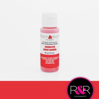 Cocoa Butter Sangria Red 2oz