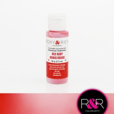 Cocoa Butter Gemstone Ruby Red 2oz