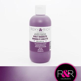 Cocoa Butter Gemstone Violet Rhodolite 8oz (Pre-Order)