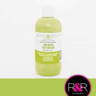Cocoa Butter Lime Green 8oz (Pre-Order)