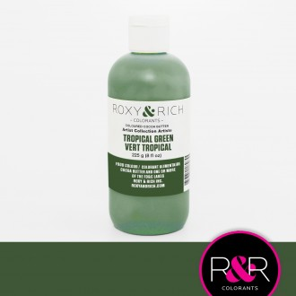Cocoa Butter Tropical Green 8oz (Pre-Order)