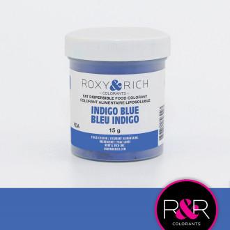 Powder Food Color for Chocolate Indigo Blue 15gr.
