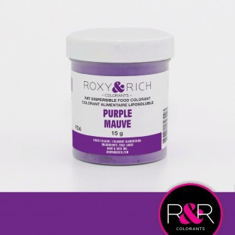 Powder Food Color for Chocolate Lilac Purple 15gr.