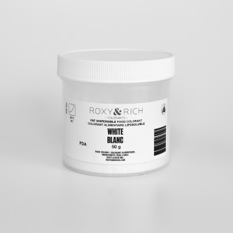 Powder Food Color for Chocolate Snow White 100gr.