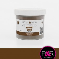 Powder Food Color for Chocolate Brown 50gr.