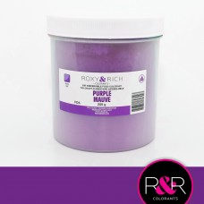 Powder Food Color for Chocolate Lilac Purple 250gr.